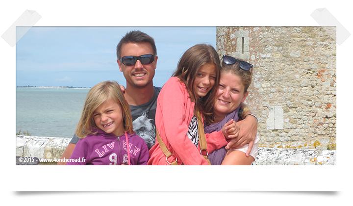 Tour du monde de la famille Maknn
