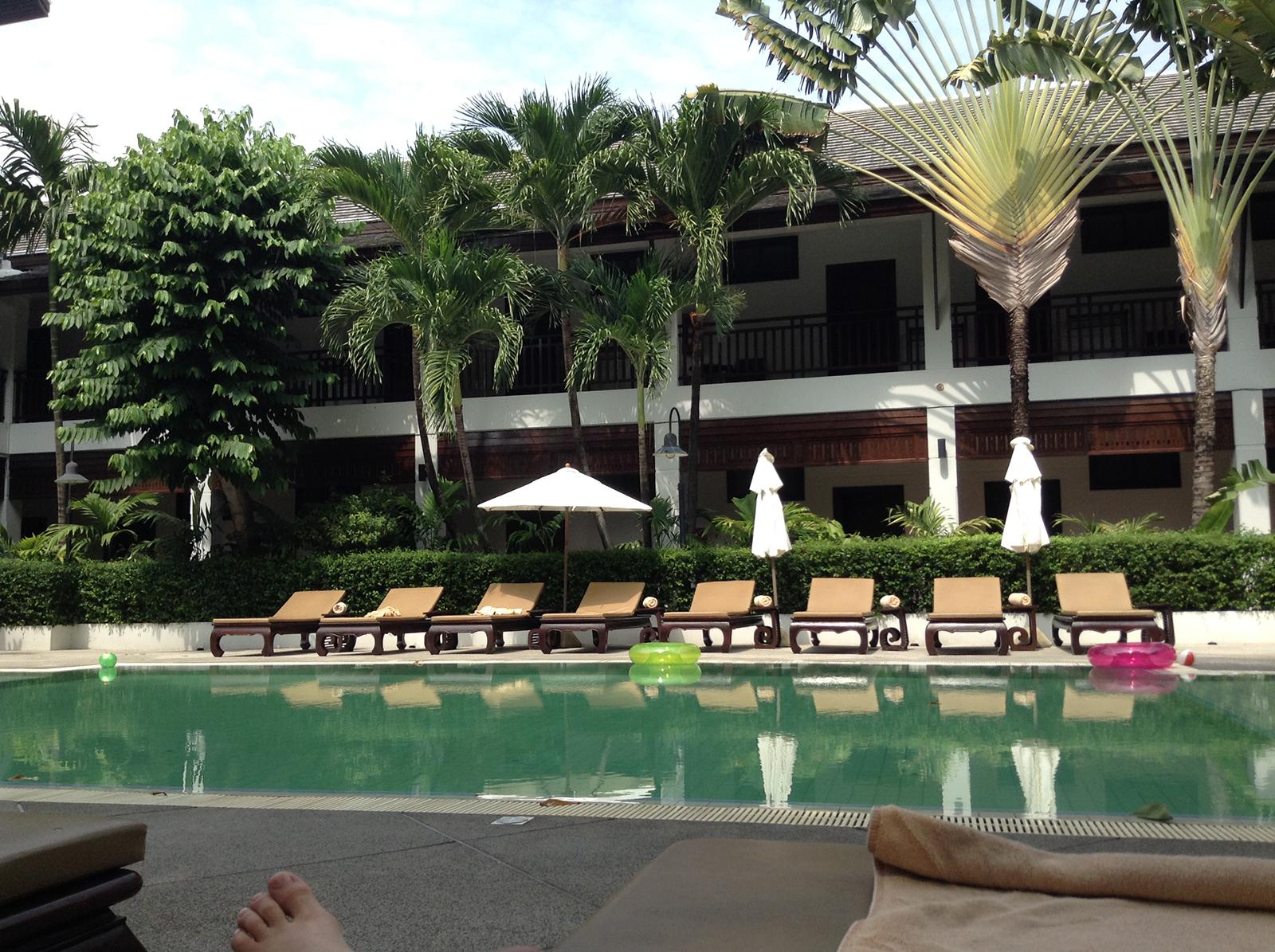 Piscine Rimpling Hotel, Chiang Mai