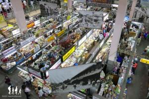 Chiang mai, Warorot market