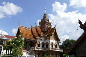 Chiang mai, temple