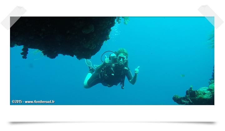 Plongée sous-marine Amed